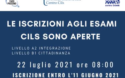 Esame Certificazione Italiano come Lingua Straniera CILS
